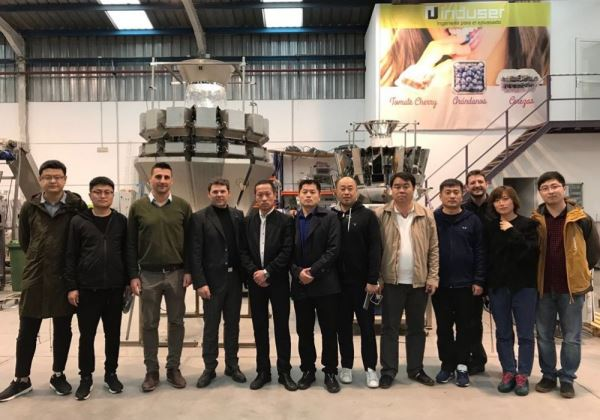 Record-Breaking Agriculture Project in China Consults Spanish Expertise